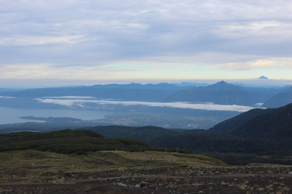 Villarica View From top